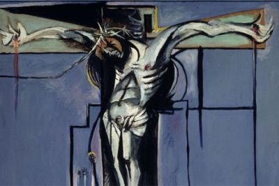 Crucifixion 1946 by Graham Sutherland