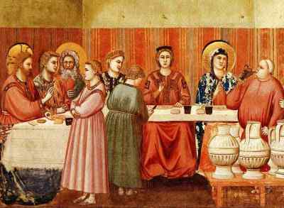 15-giotto-the-wedding-at-cana-fresco-scrovegni-chapel