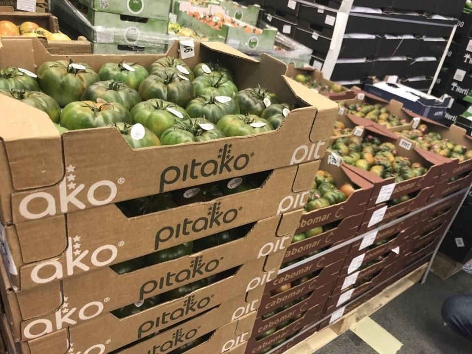 mercamadrid tomates en caja » Treze Marketing