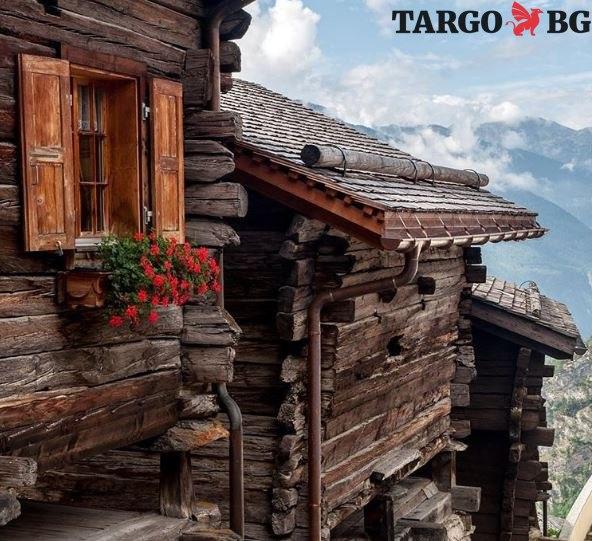 Албинен Швейцария