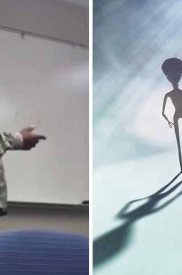 Американски военен разказа как е бил отвличан от извънземните няколко пъти (ВИДЕО)