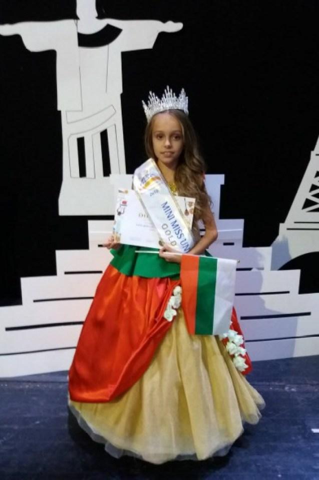 Ето това малко момиченце накара целия свят да говори за България