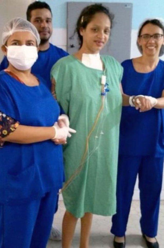 Млада майка изпадна в кома! След 23 дни лекарите я бяха отписали, но се случи истинско чудо, което накара всички да заплачат (СНИМКИ)