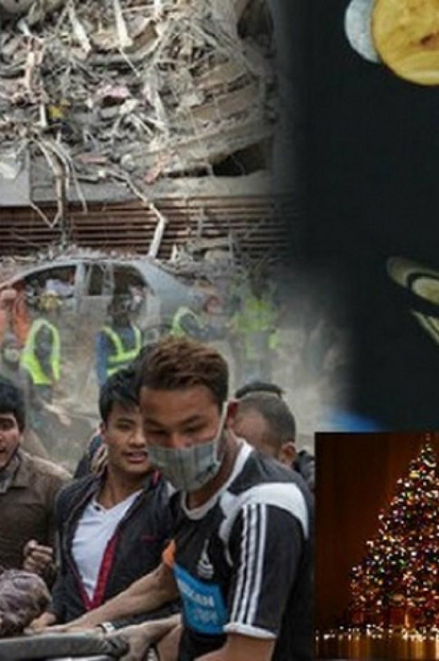 Специалисти бият тревога: Страшни земетресения раздират Земята по Коледа