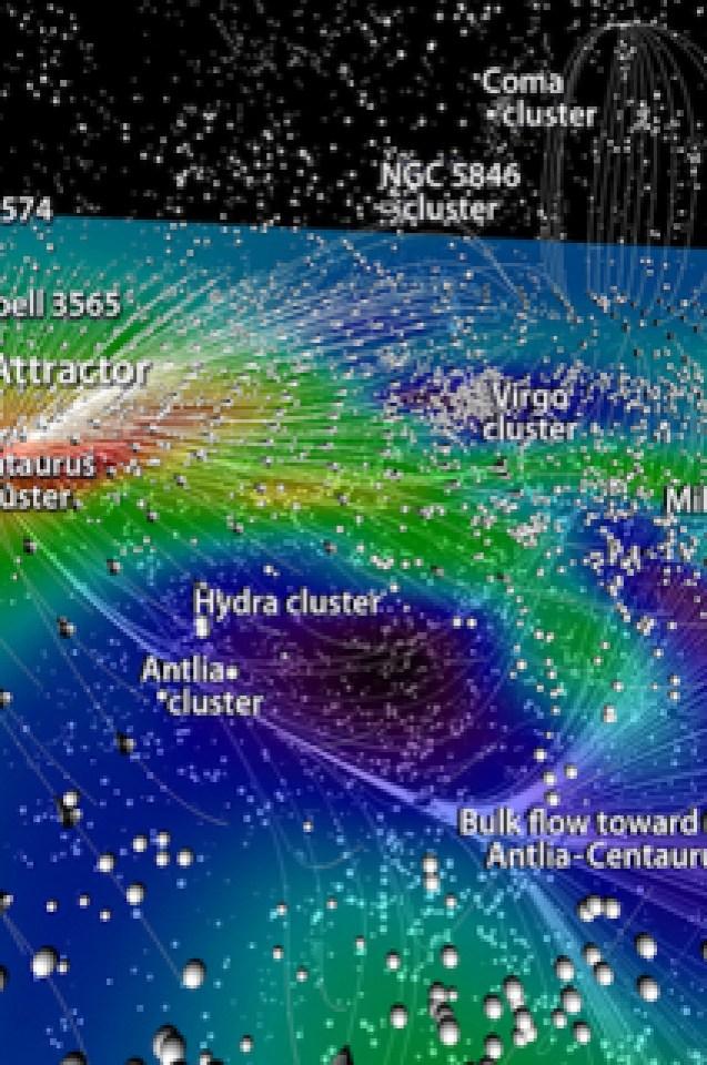 Близо ли е краят? Земята лети с 600 км/сек към смъртта си в най-зловещото място във Вселената