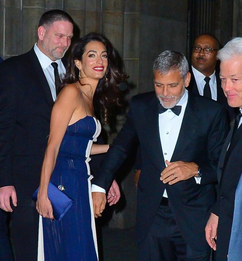 Свърши ли приказката Клуни и Амал май се развеждат