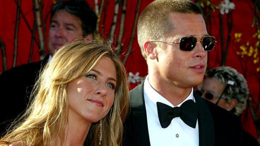 След развода с Анджелина: Брад Пит изненада всички, върна се при...