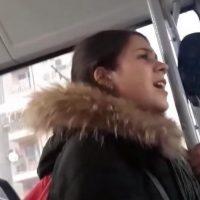 13-годишна пловдивчанка запя народна песен в градския автобус и накара всички пътници да настръхнат (ВИДЕО)