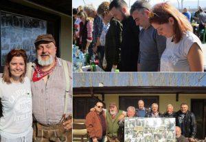 Приятелите на Иван Ласкин трогнаха до сълзи Алекс Сърчаджиева