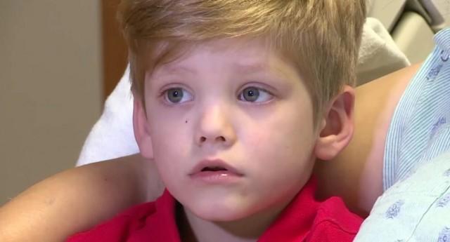 4-годишно момче към баща си: Татко, идвай си вкъщи, мама не може да се събуди!