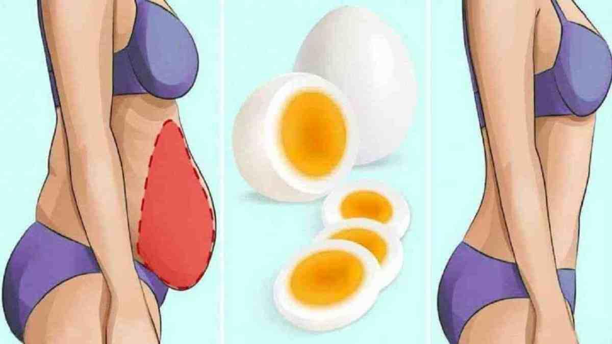 Ето я диетата с варените яйца - минус 9 кг за 2 седмици и пълно изчистване на тялото!