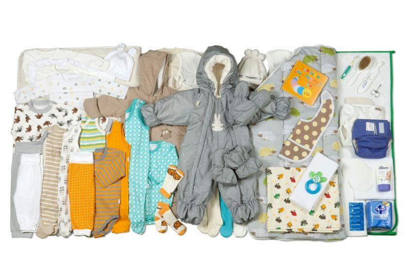 Защо бебетата във Финландия спят в кутия