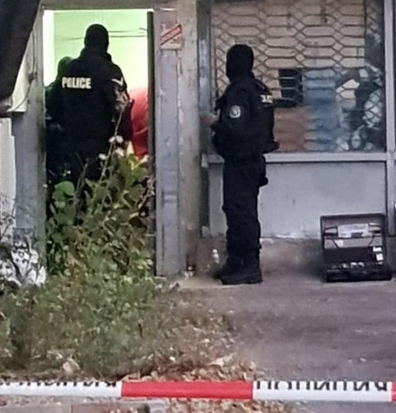 Пистолетът на убийството в Негован