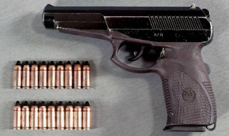 Пистолет Сердюков