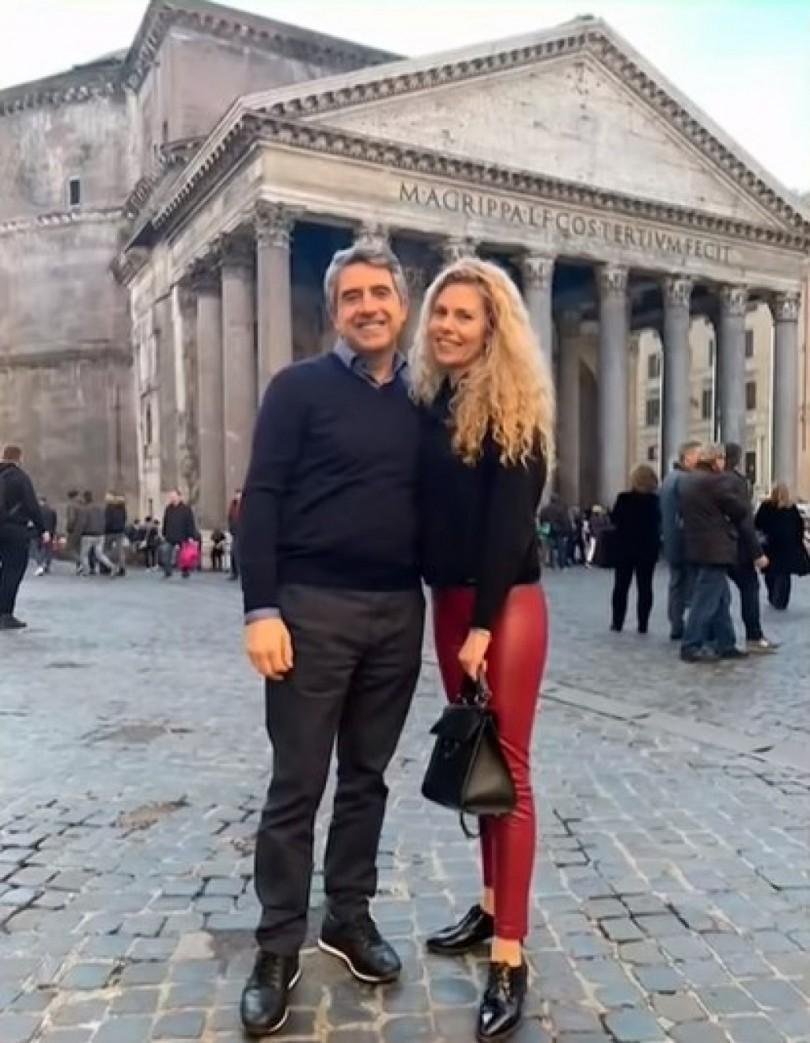 Плевнелиев води Деси по скъпарски почивки
