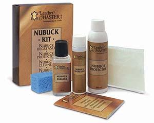 Set za nego usnja Nubuck Care Kit
