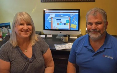 TRG Web Designs Featured in Business Edge Magazine