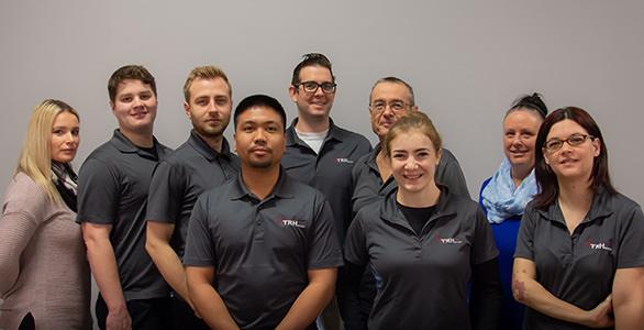 TRH Services team