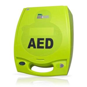 Defibrillator – AED – Zoll AED Plus, New Unit