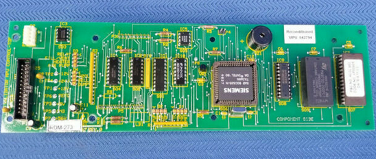 Autoclave Parts –  Validator MPU Control  Board (for use only for 120 volt)