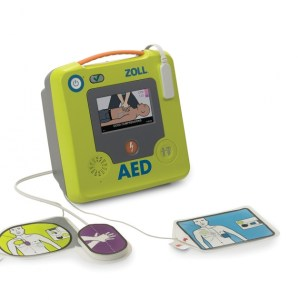Defibrillator – AED – Zoll AED 3, Fully Automatic Unit