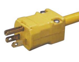 Cord Cap – 120 volt, 15 amp