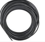 Hose – Nitrogen (black) 75psi, tubing only without connectors