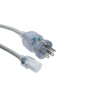 Power Cord Hospital Grade – 6FT High Current
