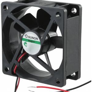 Fans – FAN AXIAL 60X25MM 12VDC WIRE