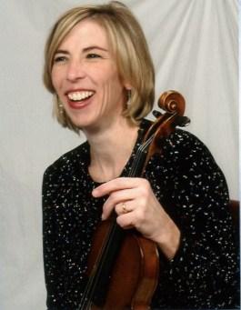 Sara Vettraino, violin
