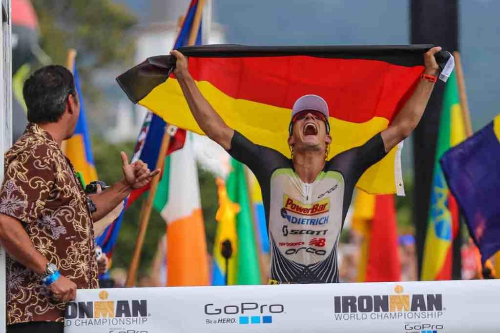 Der Ironman-Vizeeuropameister und Hawaii-Sieger von 2014