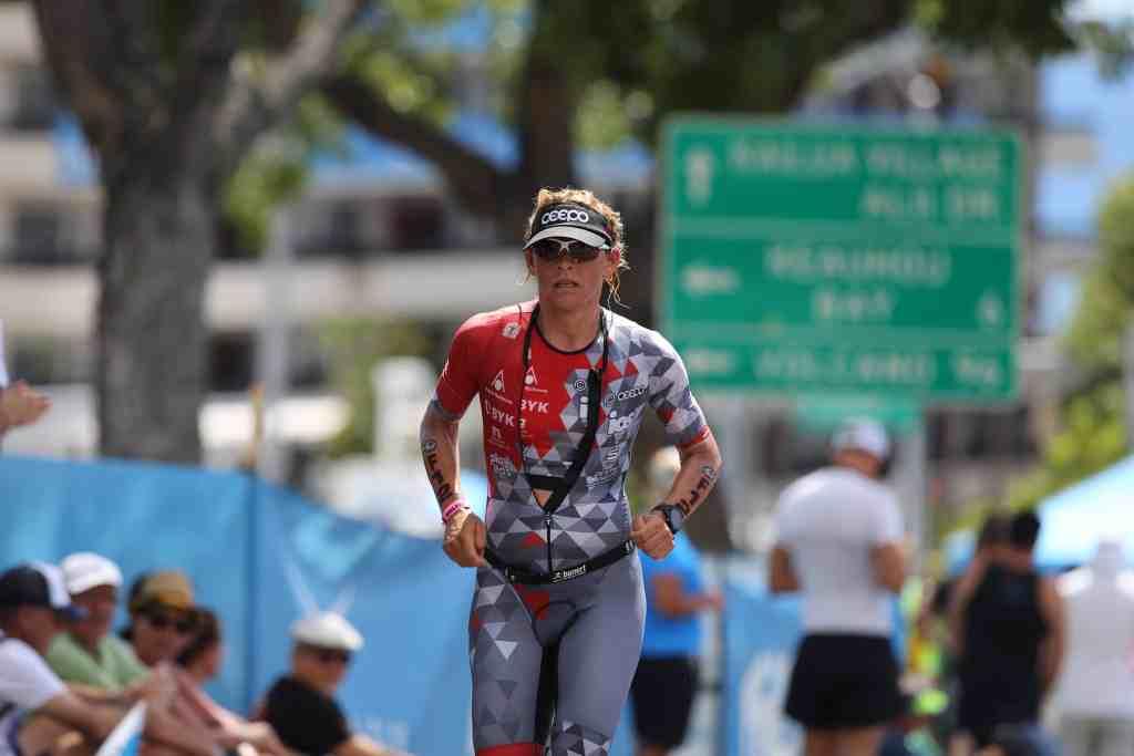 Die Ironman-Malaysia-Siegerin