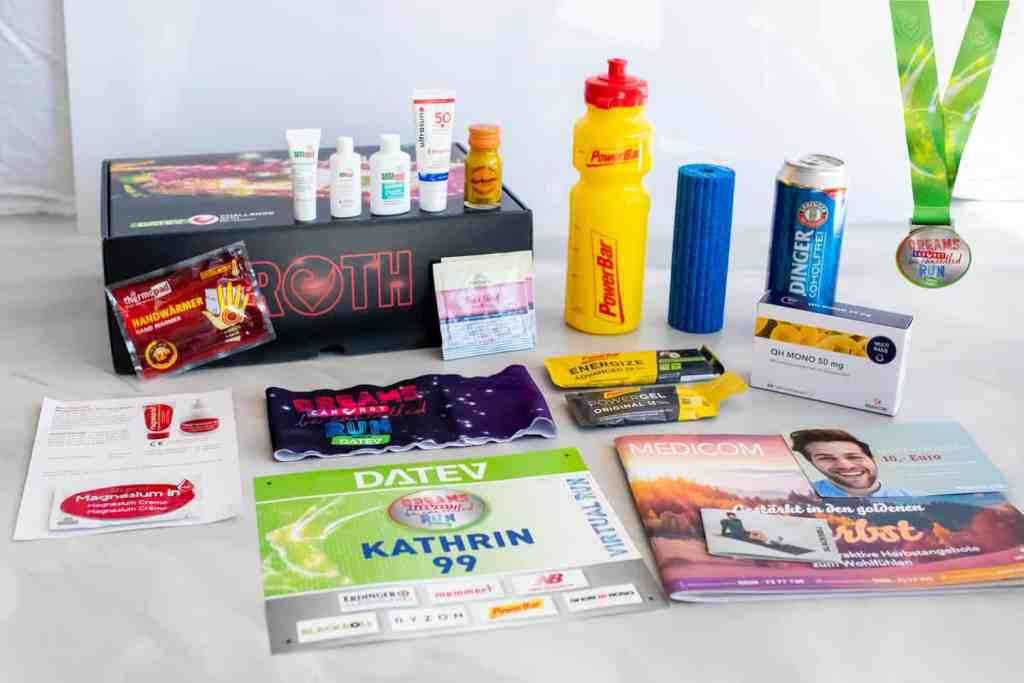 Dreams can not be cancelled Premium Paket