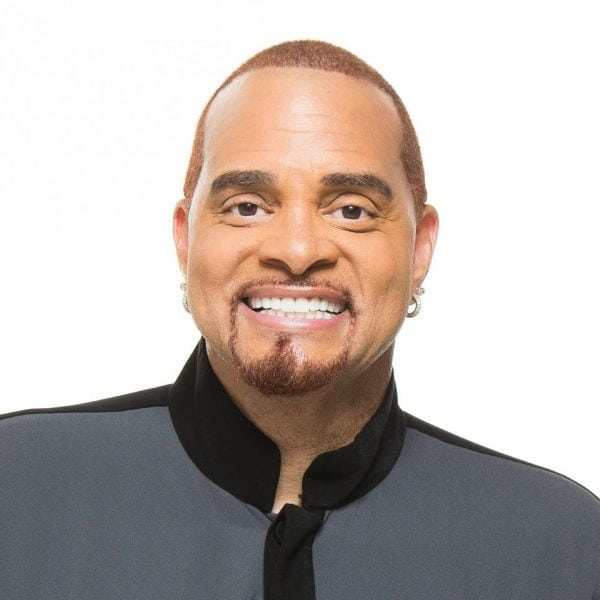 The 63-year old son of father (?) and mother(?) Sinbad in 2019 photo. Sinbad earned a  million dollar salary - leaving the net worth at  million in 2019