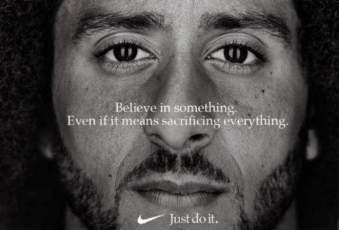 Colin Kaepernick Nike Ad thegrio.com