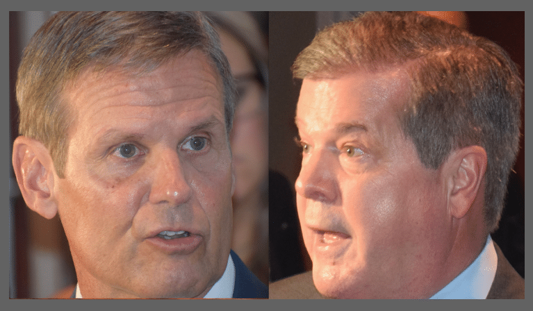 Memphis debate gives Dean, Lee platform to pitch positions