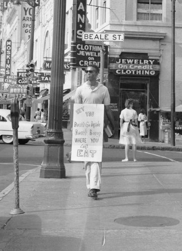 14 – Protesting on Beale