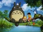 My Neighbor Totoro at Geeksboro Saturday.