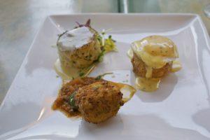 The enticing food at Artisan