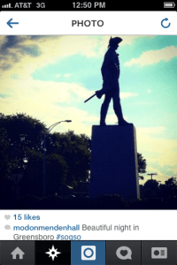 A #sogso post from Thompson's Instagram.
