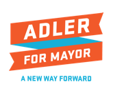A hip campaign sign