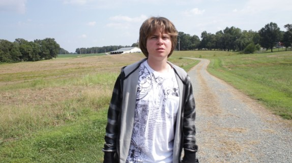 "Gwydion Lashlee-Walton plays Zack, a high schooler with emotional problems exacerbated by bullying which trips his ""kill switch."" It doesn't end well."