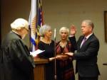 Bill Bencini sworn in as new mayor of High Point