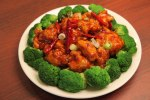 Broccoli, scallions, crimson chili peppers and a sweet and tangy sauce delight American fans of Chinese cuisine — but apparently, we're doing it all wrong.