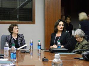 Trudy Wade, Nancy Vaughan & Nancy Hoffmann
