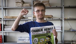 Stéphane Charbonnier was a cartoonist and journalist for the publication and was killed in the January attacks.
