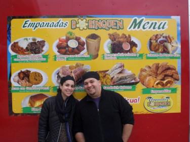 Empanadas Borinquen