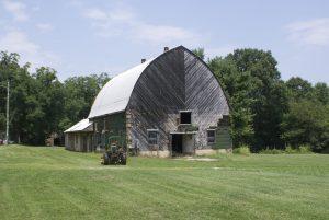 A farm in Winston-Salem