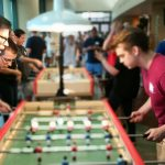 Good Sport: Foosball World Cup at Old Salem