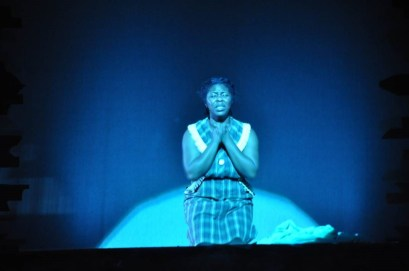 Moriah Williams as Pecola Breedlove